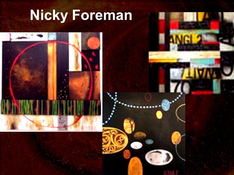 Nicky Foreman