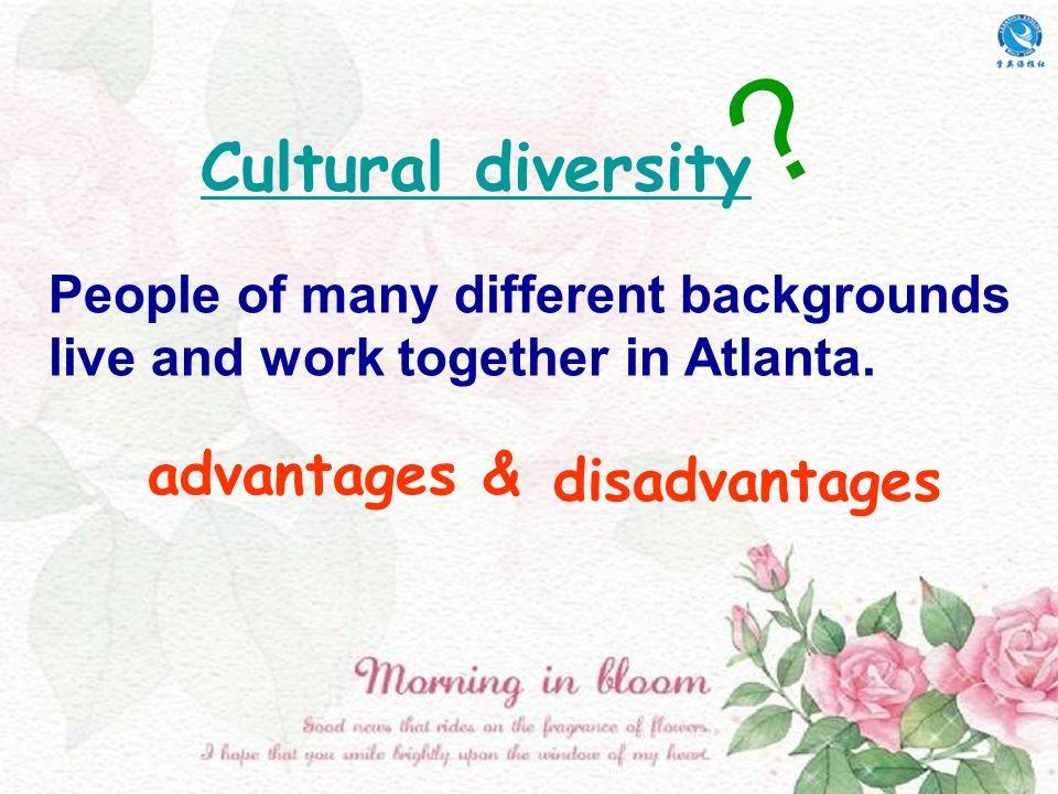Atlantas Today Prosperous Booming Developed modern