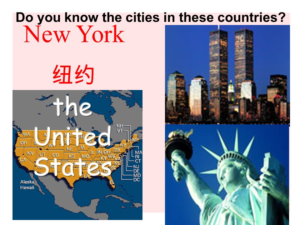 Tokyo Do you know the cities in these countries
