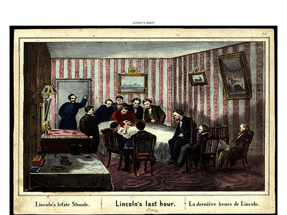 Lincolns death