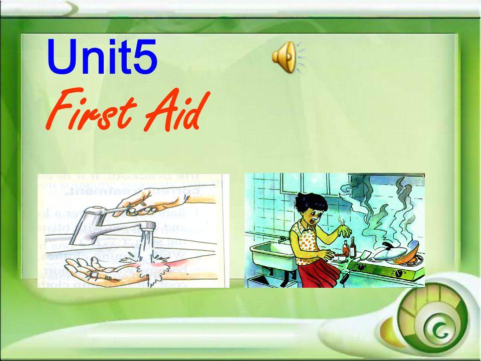 First Aid Unit5