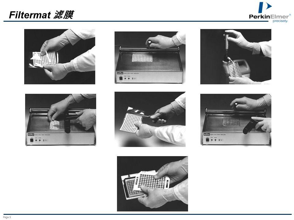 Page 10 FilterMate Waste bottles and stands Pressurized wash bottle assembly UniFilter plate in position for harvesting Holder for self-aligning and plain, non-self- aligning filter mats