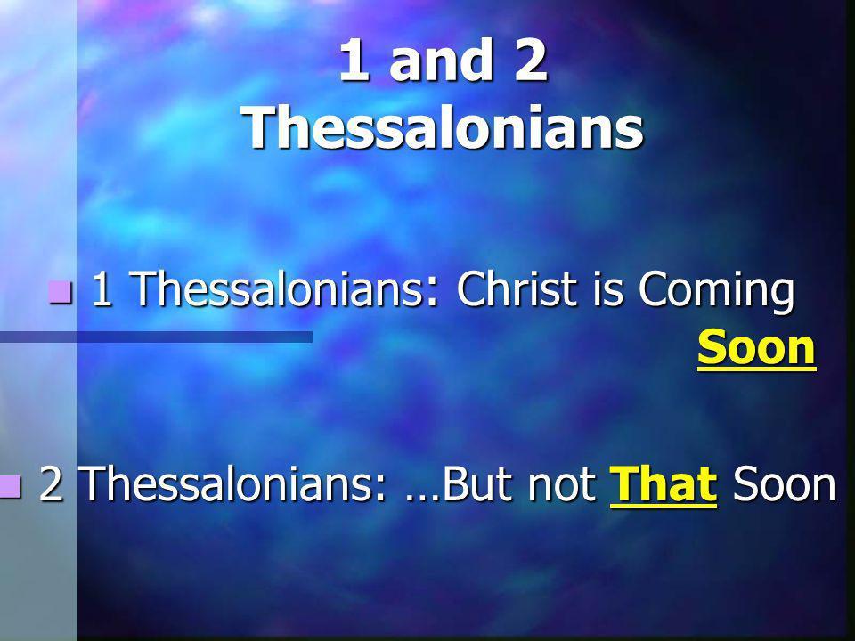I.AUTHORSHIP: I. AUTHORSHIP: Paul, Silas and Timothy Paul, Silas and Timothy 1 Thess.