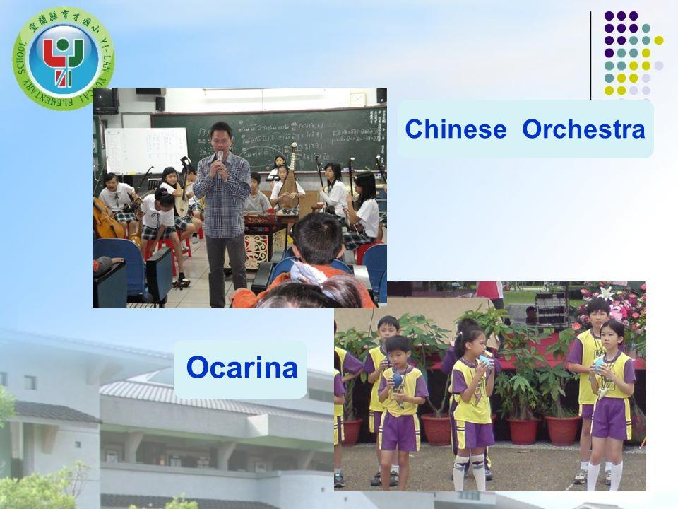 Chinese Orchestra Ocarina