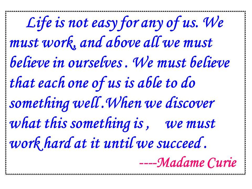Madame Curie (1867-1934) radium