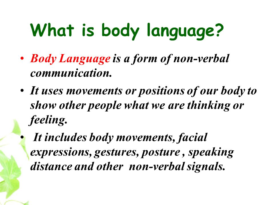 Whats the purpose of language.