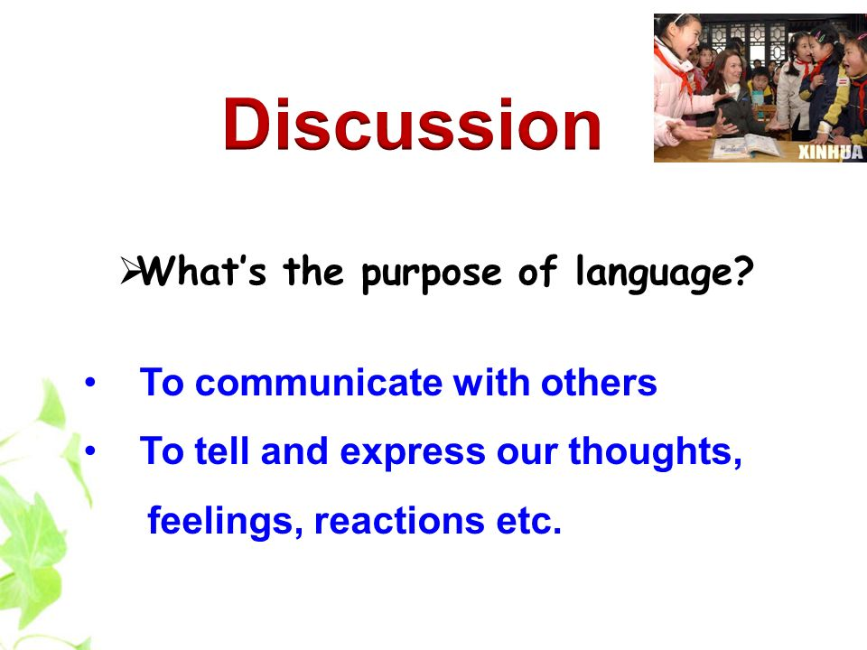 How can you communicate with someone if you cannot speak.