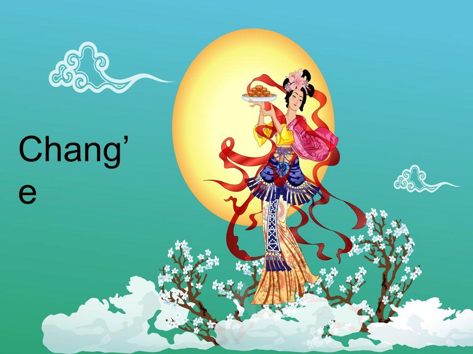 Chang e