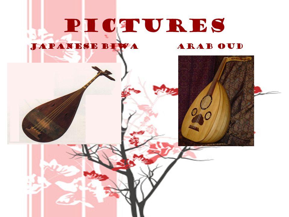 Pictures Japanese biwaArab Oud