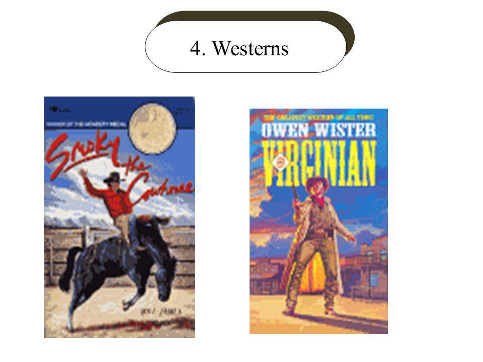 4. Westerns