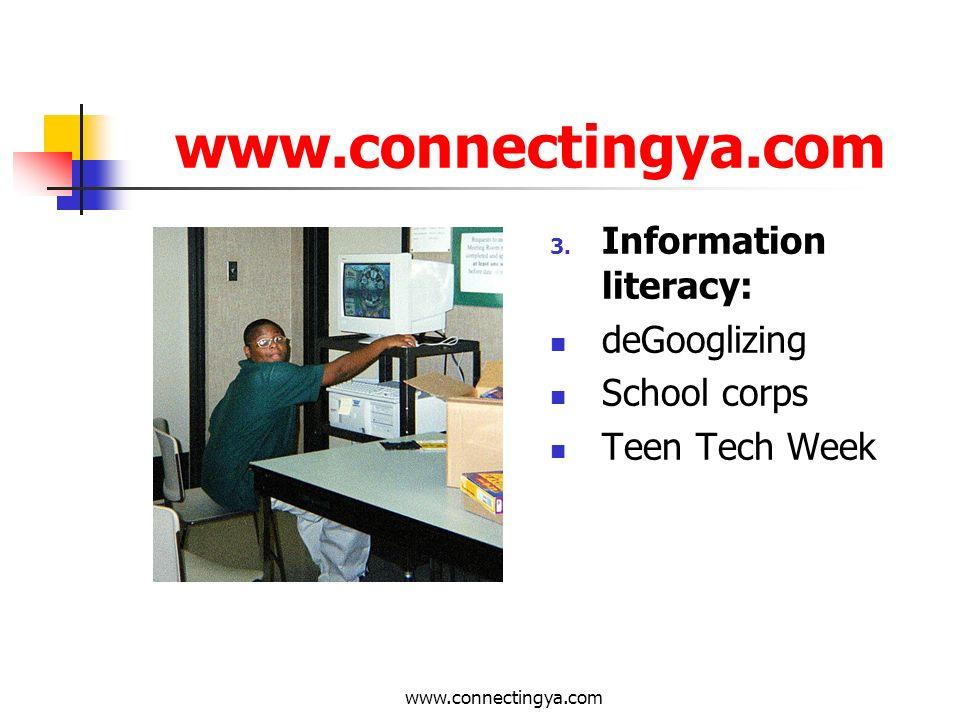 www.connectingya.com 2.