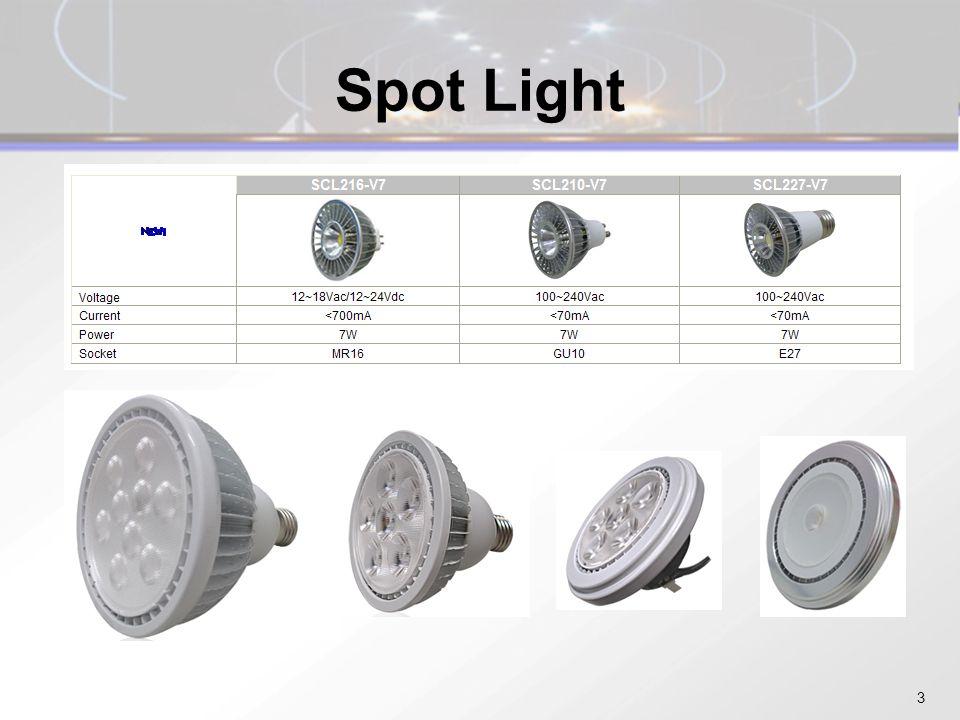 3 Spot Light