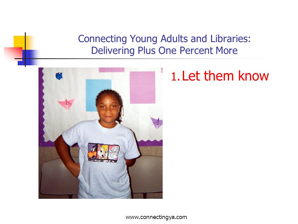 www.connectingya.com ~How to talk to teens~ Energetic Sharing Perspective Respectful Encouraging Caring Youth involver Empathetic Rule breaker/risk ta