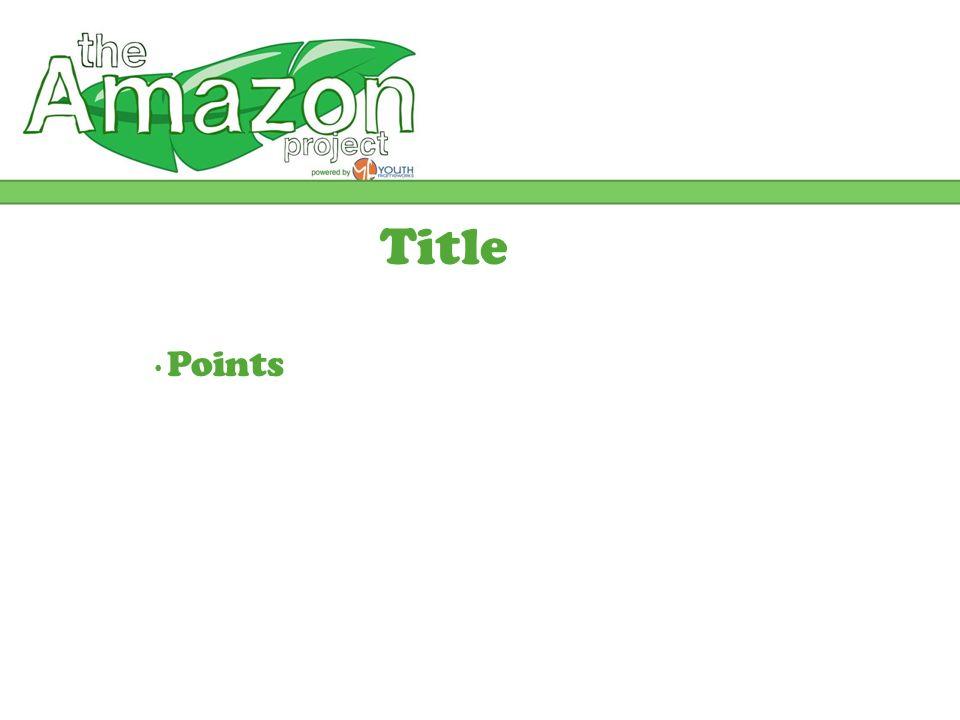 Title Points