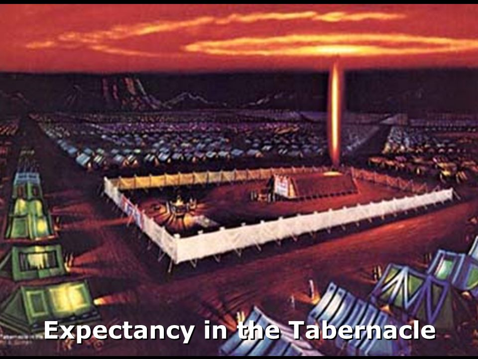 Expectancy in the Tabernacle