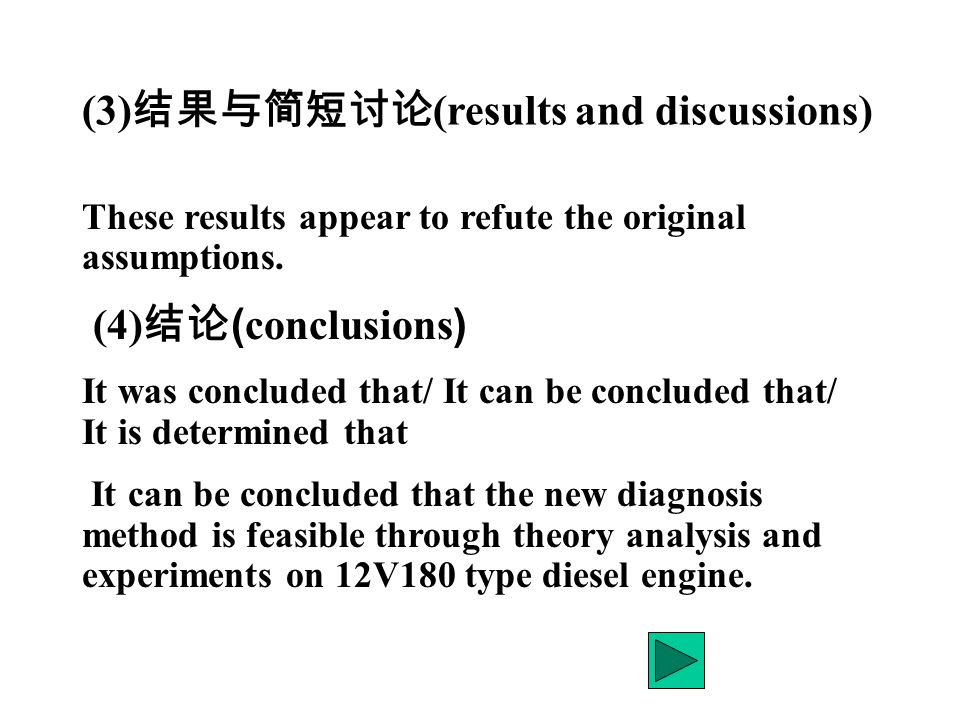 These results appear to refute the original assumptions.