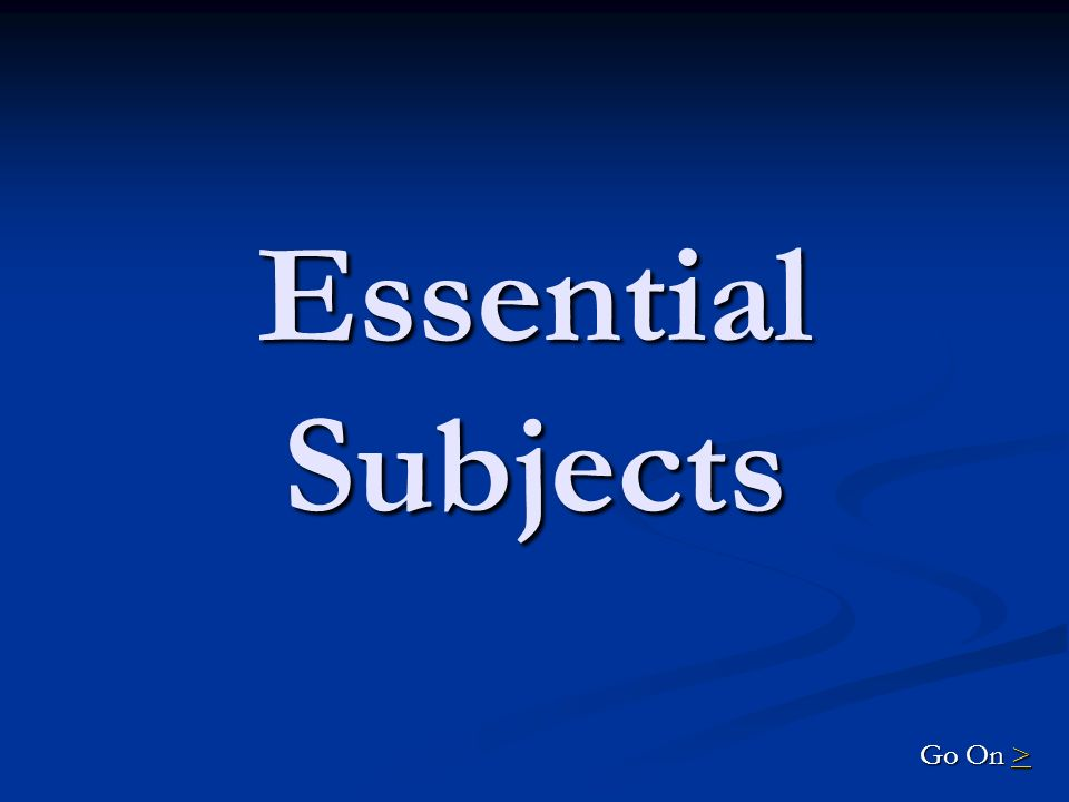 Essential Subjects 100 The entire Young Marines organization including the Division outside the U.S.