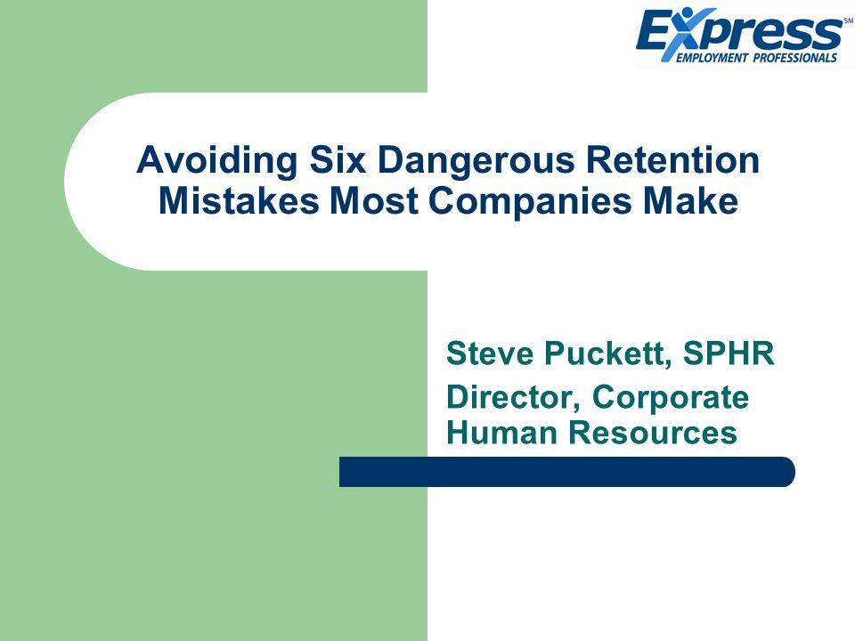 Think! Sales Service Quality Safety Retention = $ Profits $