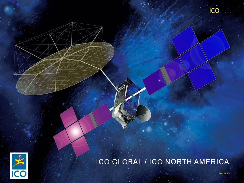 ICO GLOBAL / ICO NORTH AMERICA 1