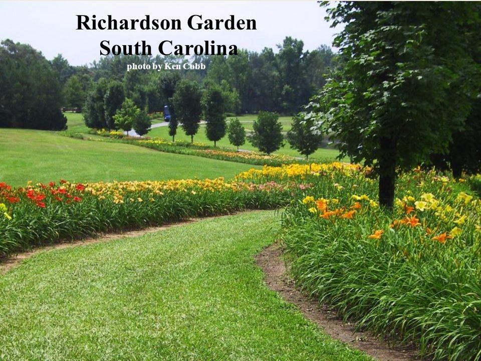Richardson Garden South Carolina photo by Ken Cobb