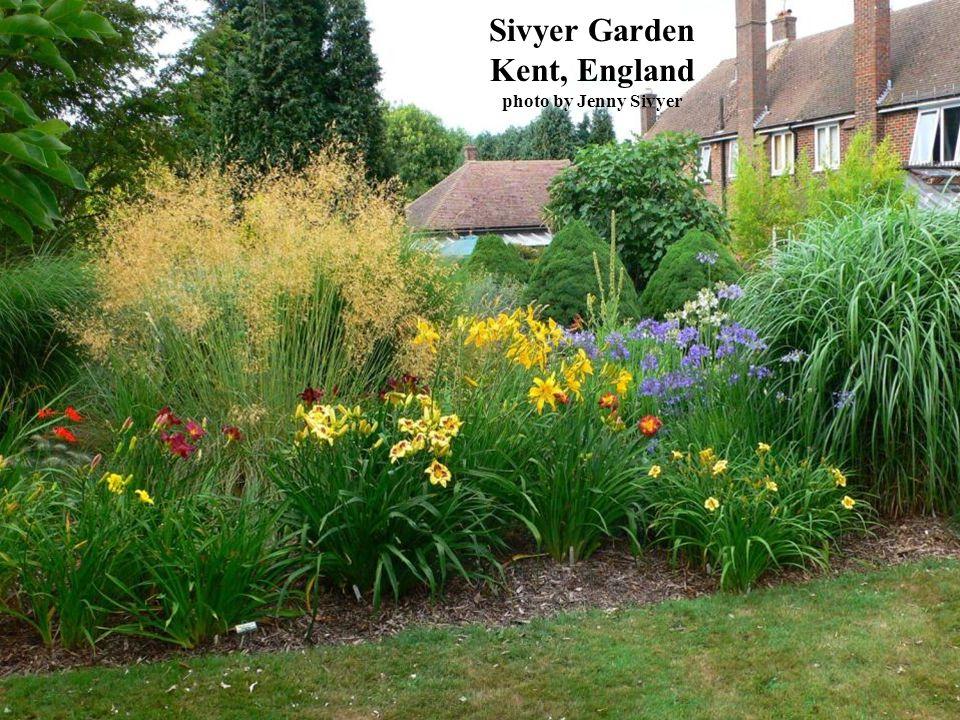 Sivyer Garden Kent, England photo by Jenny Sivyer