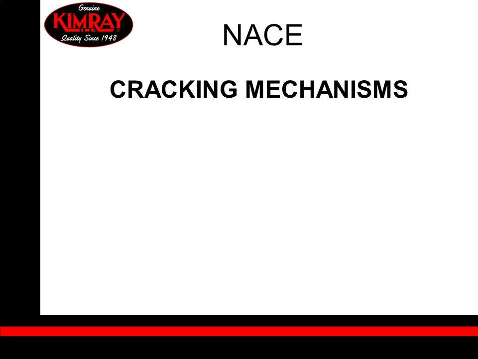 CRACKING MECHANISMS