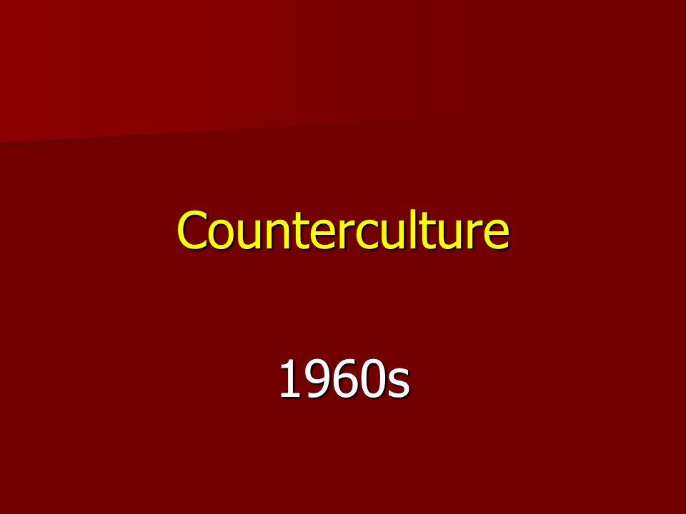 Counterculture1960s