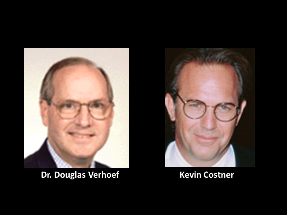 Kevin CostnerDr. Douglas Verhoef
