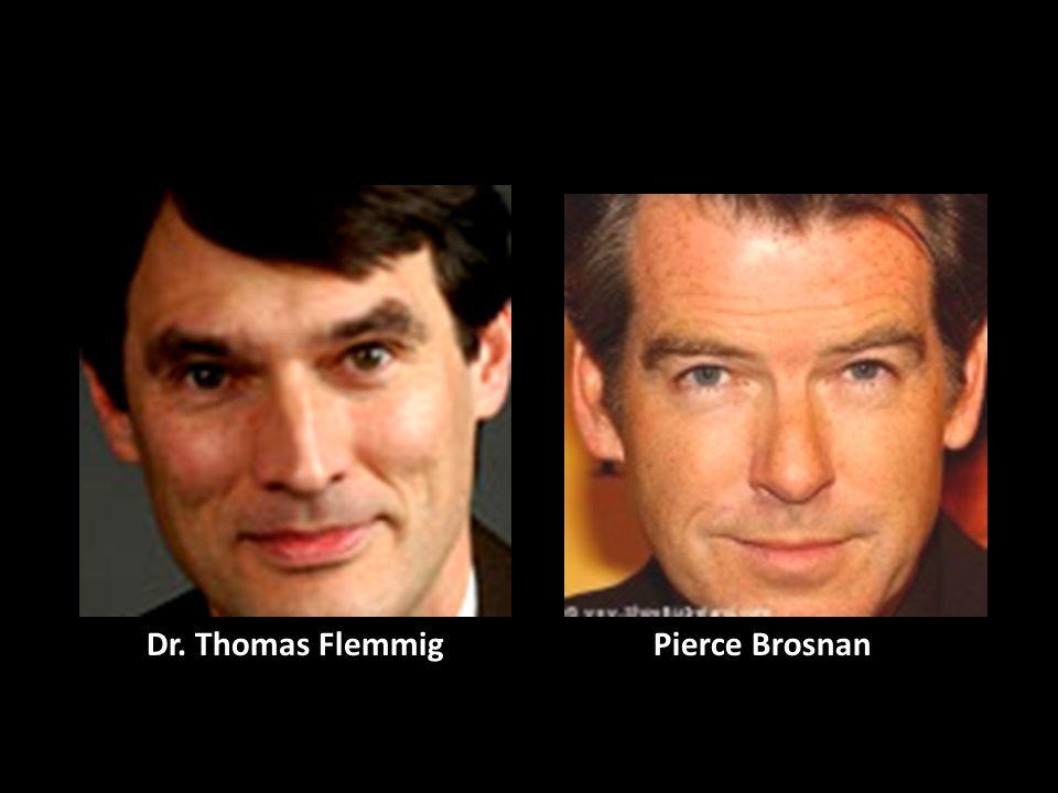 Pierce BrosnanDr. Thomas Flemmig