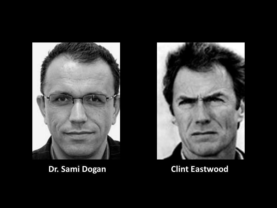 Clint EastwoodDr. Sami Dogan