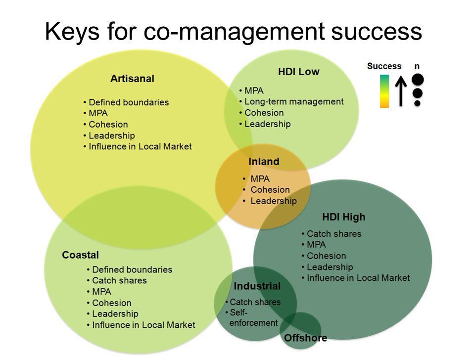 Keys for co-management success