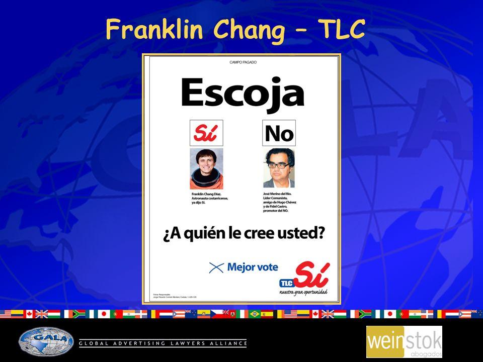 Franklin Chang – TLC