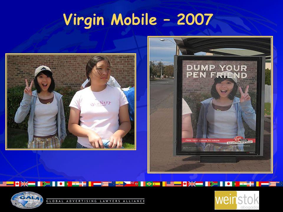 Virgin Mobile – 2007