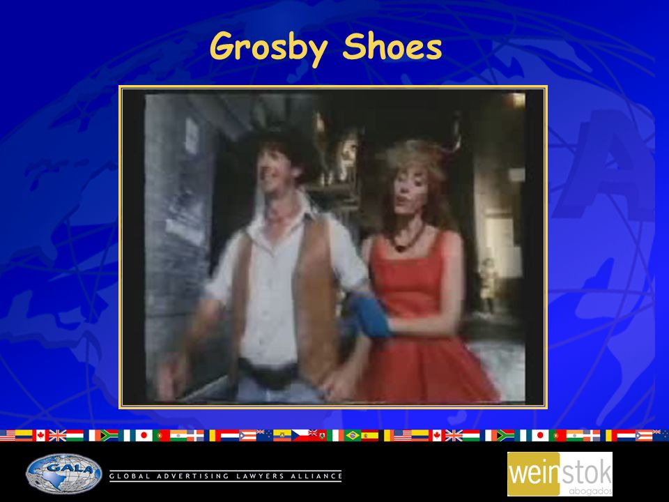 Grosby Shoes