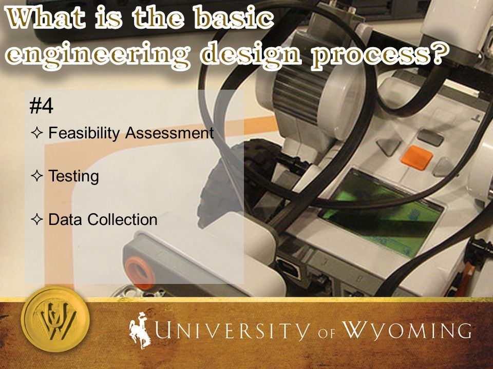 #4 Feasibility Assessment Testing Data Collection