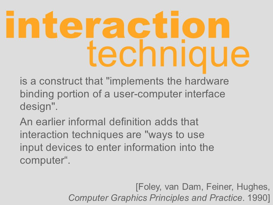 is a construct that implements the hardware binding portion of a user-computer interface design .