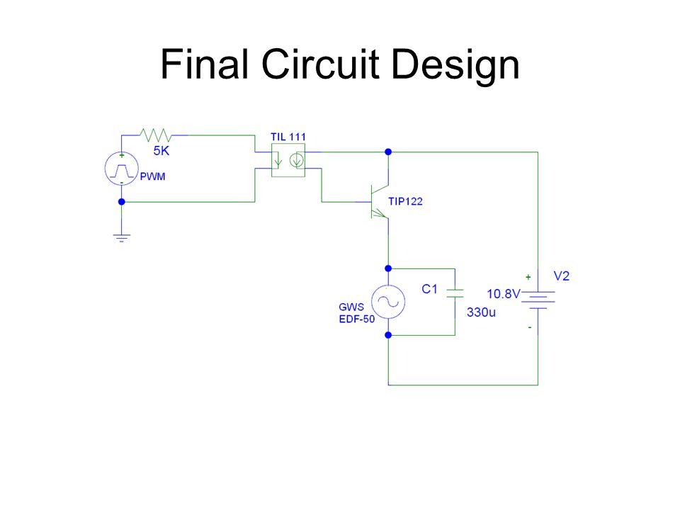 Final Circuit Design
