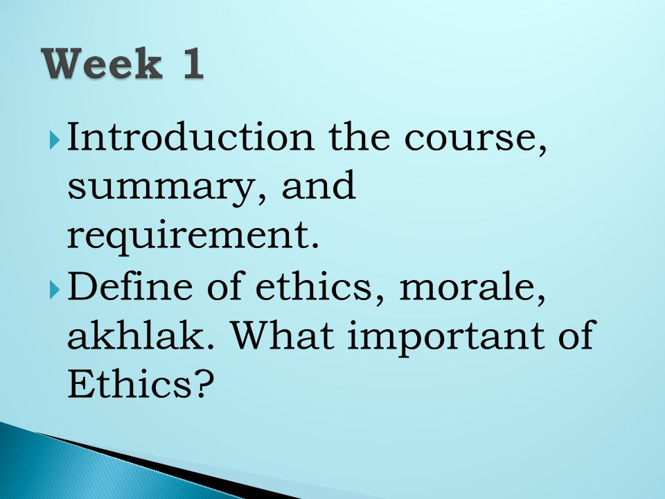 Introduction the course, summary, and requirement.