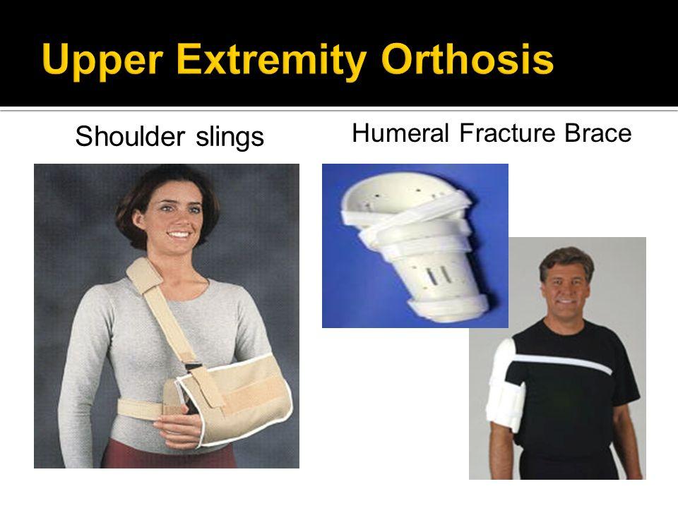 Shoulder slings Humeral Fracture Brace