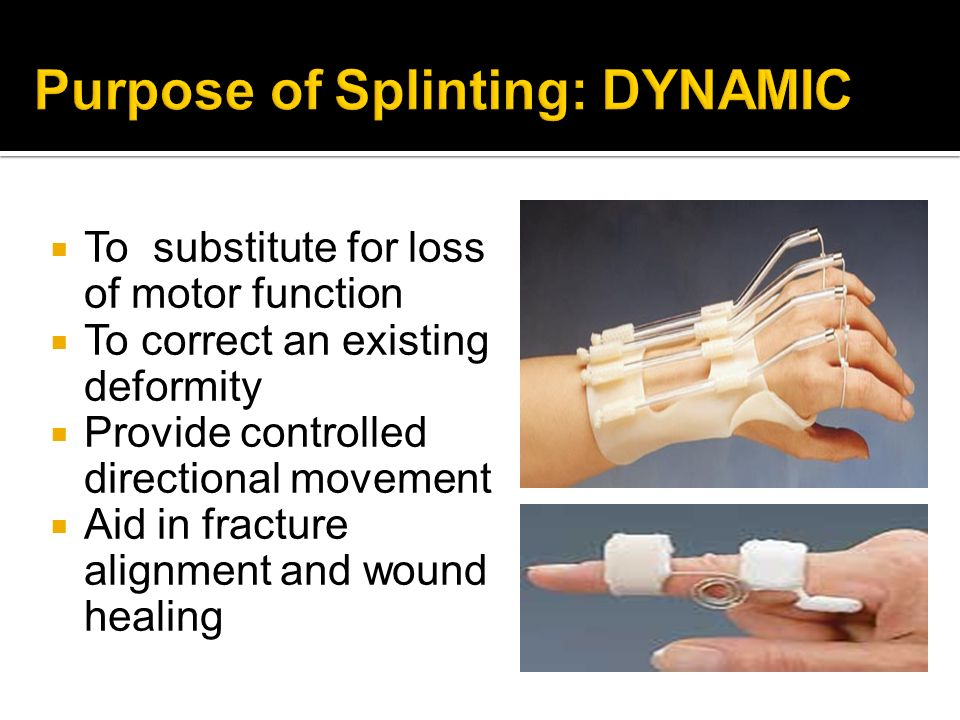substitute To substitute for loss of motor function correct To correct an existing deformity controlled directional movement Provide controlled direct