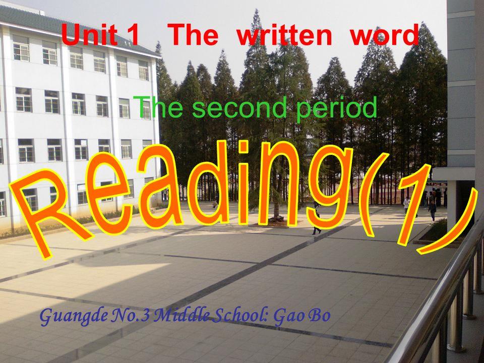Module 8 Appreciating literature and art