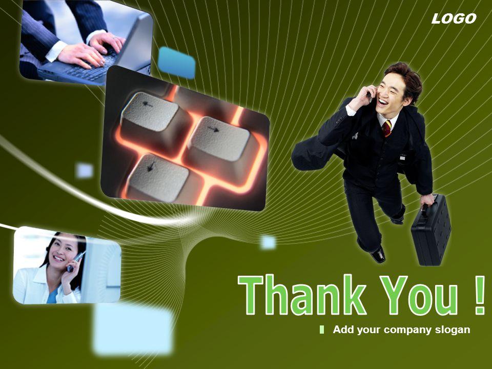 LOGO Add your company slogan