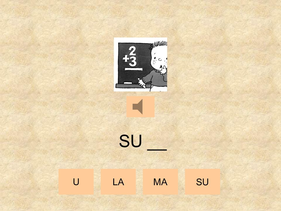 U LAMA SU