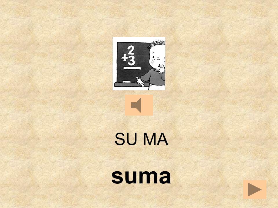 U LAMA SU SU __