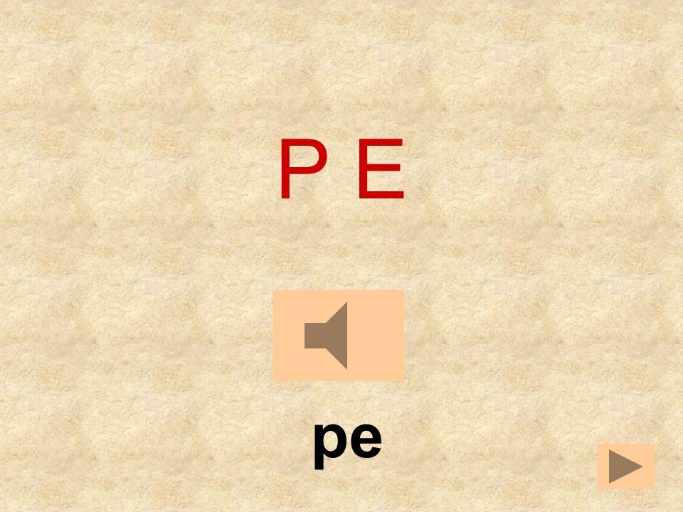 AEIOU P _