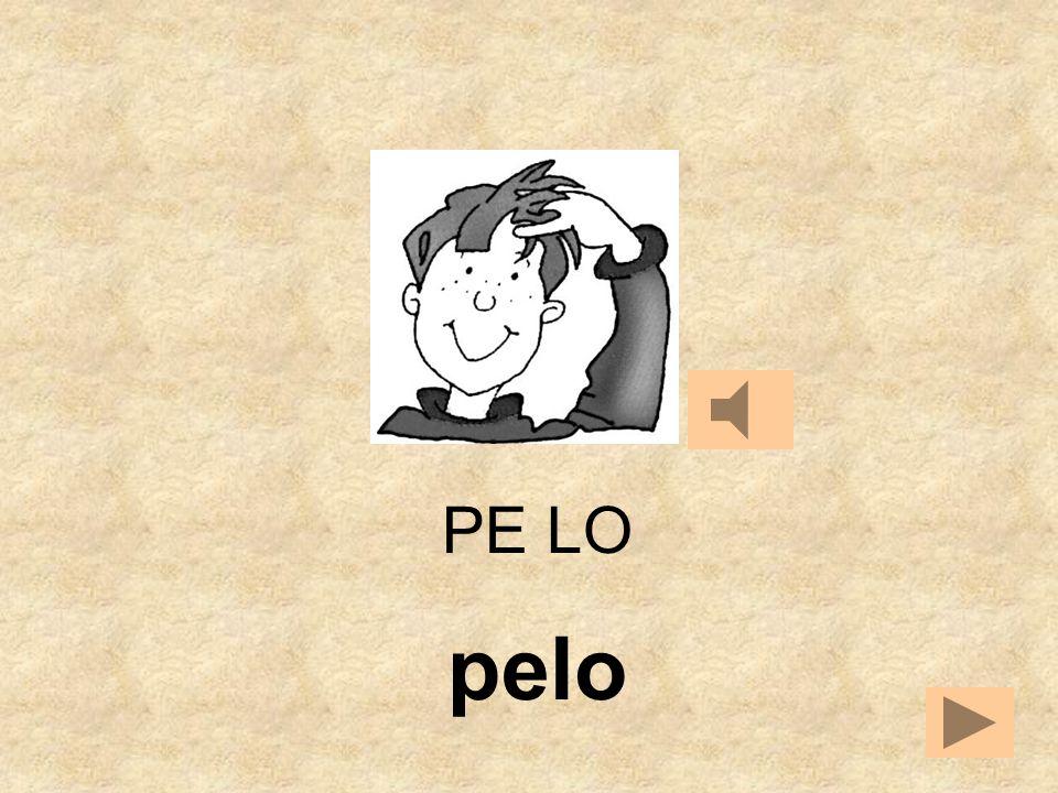 SO PEPA LO PE __