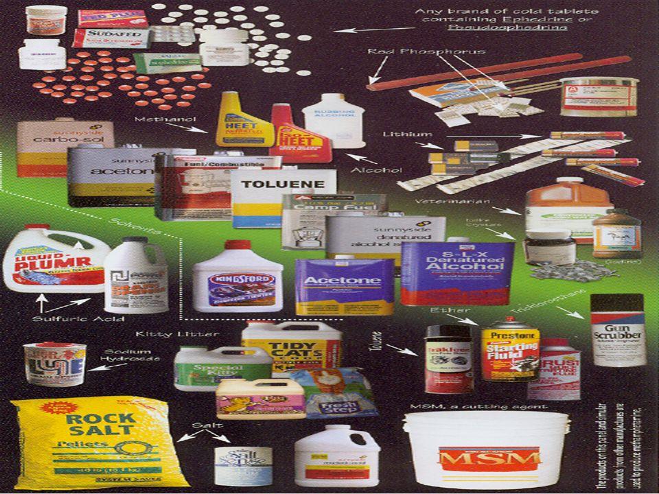 Ohio Resource Network www.ebasedprevention.org 45 Chemicals: