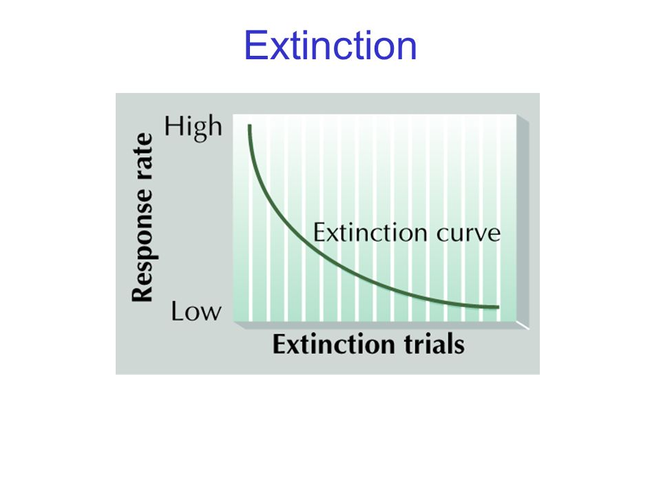 © 2004 John Wiley & Sons, Inc. Huffman: PSYCHOLOGY IN ACTION, 7E Extinction