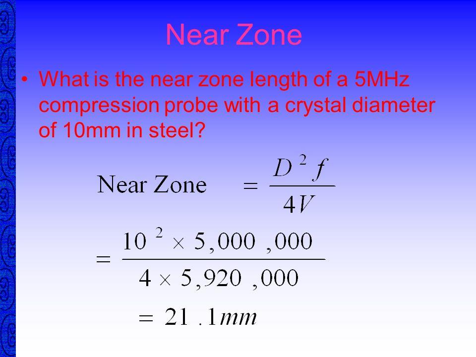 Near Zone