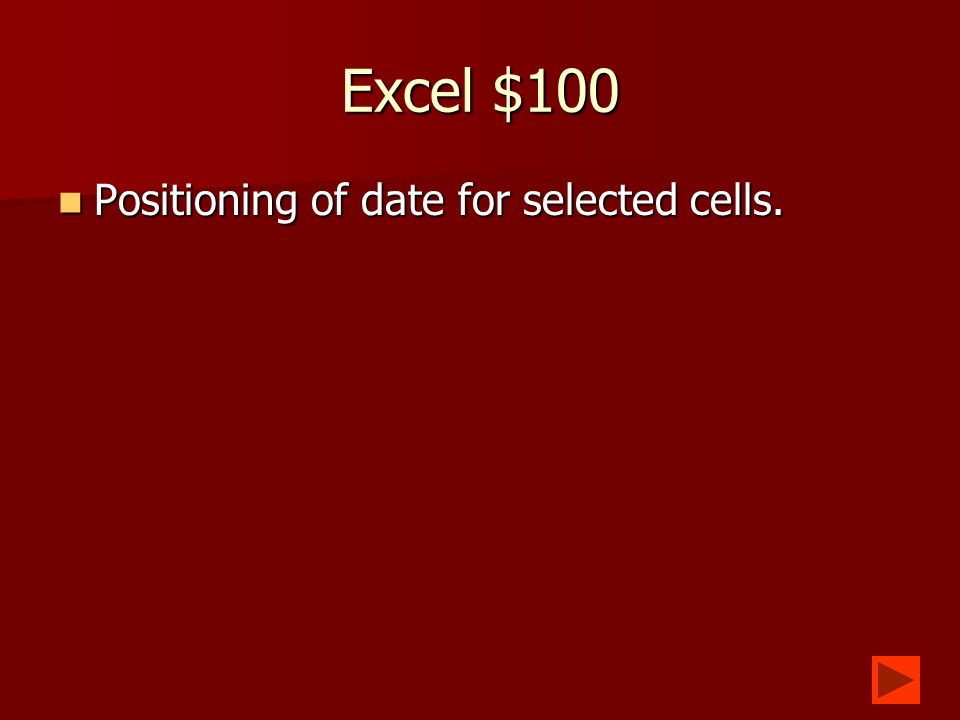 Word $500 What is select all What is select all